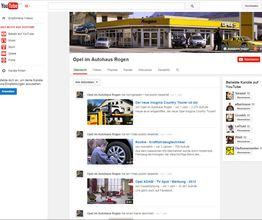 Autohaus Rogen Youtube Kanal