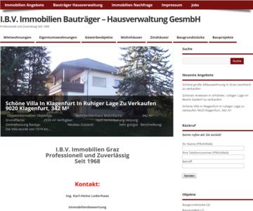 I.B.V. Immobilien Bauträger