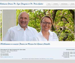 Zahnarzt Praxis Dr. Egon Pongratz & Dr. Doris Galler