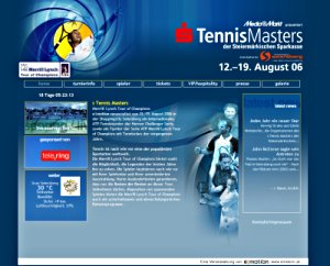 TennisMasters in Graz
